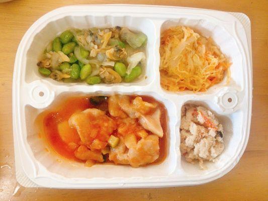 7. ズッキーニとチキンのトマト煮(272kcal)